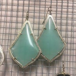 Kendra Scott Earrings- Bigger Size